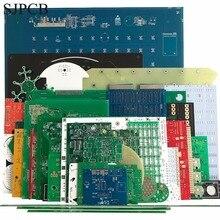 SJPCB производитель 2 слоя PCB образец пользовательский прототип печатная плата малое количество быстрый сервис нужно отправить файлы