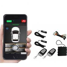 OBD Plug And Play Remote Start For Diesel Smartphone Keyless