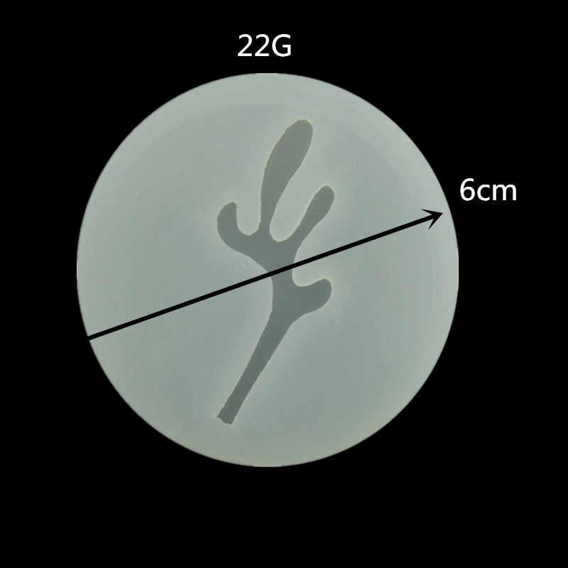 قرون على شكل سيليكون قلادة قوالب ل راتنجات الايبوكسي قالب صنع المجوهرات أدوات DIY بها بنفسك الحرفية فندان كعكة قوالب السيليكون C012