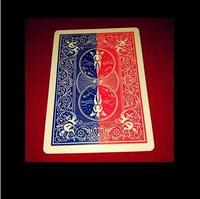 Top Quality 1 DECK 52 Shades Of Red Shin Lim Card Magic Trick Close Up Recommend
