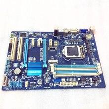 Для Gigabyte GA-B75-D3V оригинальная настольная материнская плата B75-D3V B75 Socket LGA 1155 i3 i5 i7 DDR3 ATX в продаже