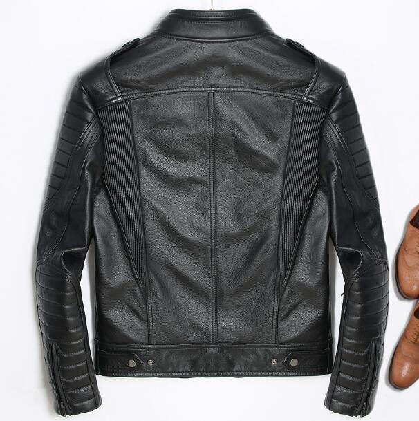 vintage Jacket leather man