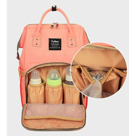Diaper Bag Mummy Maternity Nappy Bag Pure Color 42CM Travel Backpack Designer Nursing Bag For Baby Care Baby Strollers Organizer Islamabad