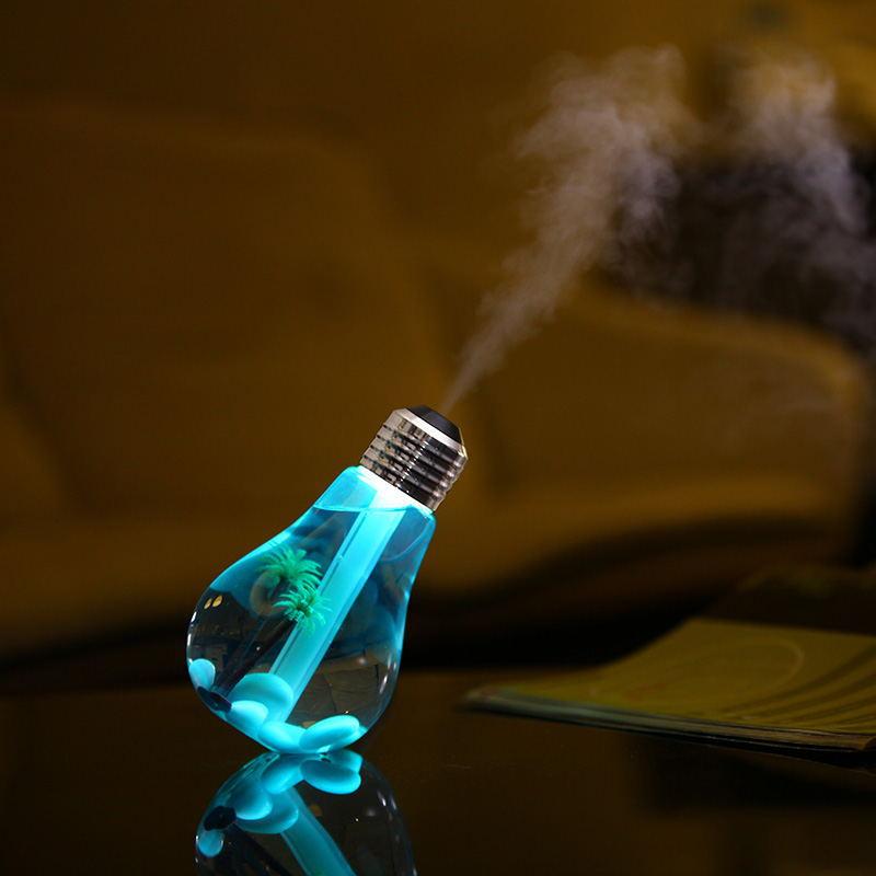 Luzes da Noite usb levou luz noturna lâmpada Fonte de Luz : Lâmpadas Led