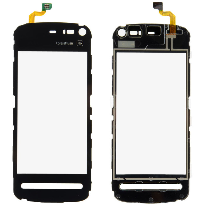 New Touch Screen Digitizer For NOKIA 5800 XpressMusic N B0019 P0.11