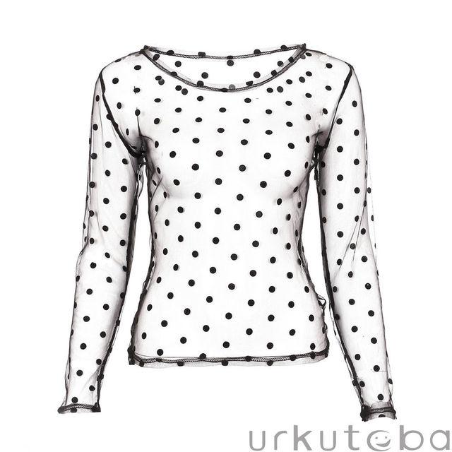Camiseta Tul Mesh