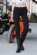 Бесплатная доставка uglybros motorpool ubs06 женские джинсы случайные джинсы мотоцикл колено защиты мотокросс мотоцикл брюки