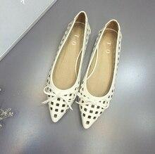 Mujeres de la manera zapatos cómodos zapatos planos de la Nueva llegada-A627-91 Ballet Flats zapatos de gran tamaño zapatos de Las Mujeres pisos