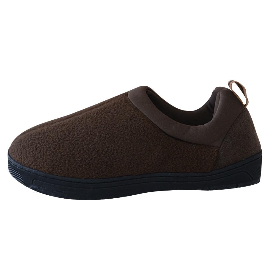 Liebhaber Winter Warme Baumwolle Gefütterte Schuhe für Männer - Herrenschuhe - Foto 3