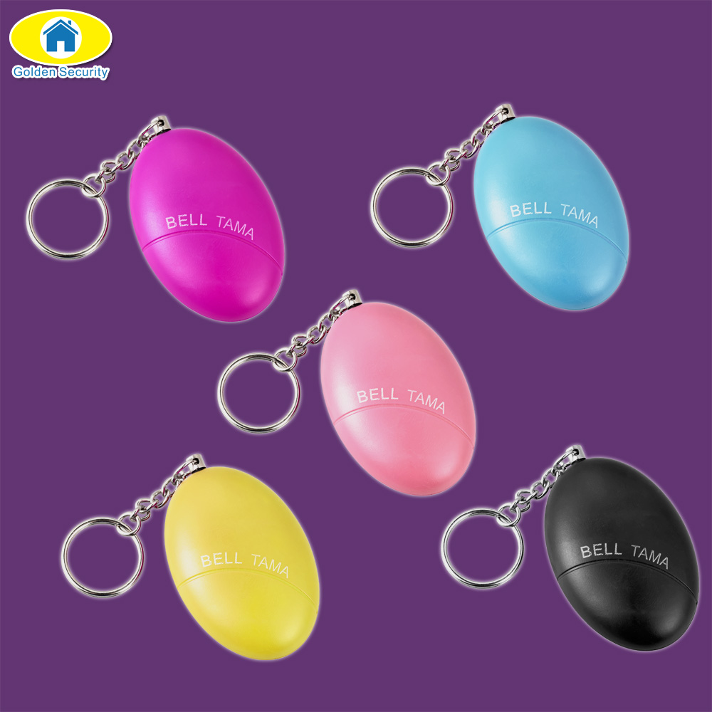 120db Anti Lost alarm Wolf Self Defense Safety Personal Panic Rape <font><b>Attack</b></font> Alarm Security Protection for Girl Child Elderly image
