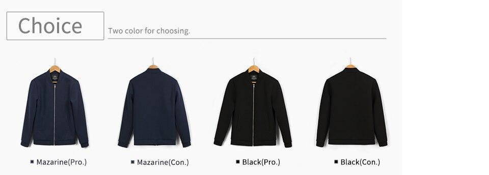 JK0314 Jacket black 4