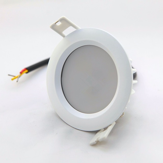 6 stks/partij driverless led downlight AC220V driverfree IP65 ...
