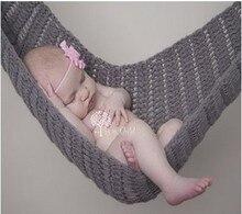 GREY COLOR Baby Hammocks photography newborn baby basket Leisure Swinging hanging hammock rocking chair indoor outdoor relax