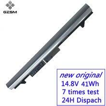 GZSM Laptop batarya RA04 Hp Probook 430 G1 G2 pil laptop için HSTNN IB4L HSTNN IB5X H6L28ET H6L28AA Laptop batarya