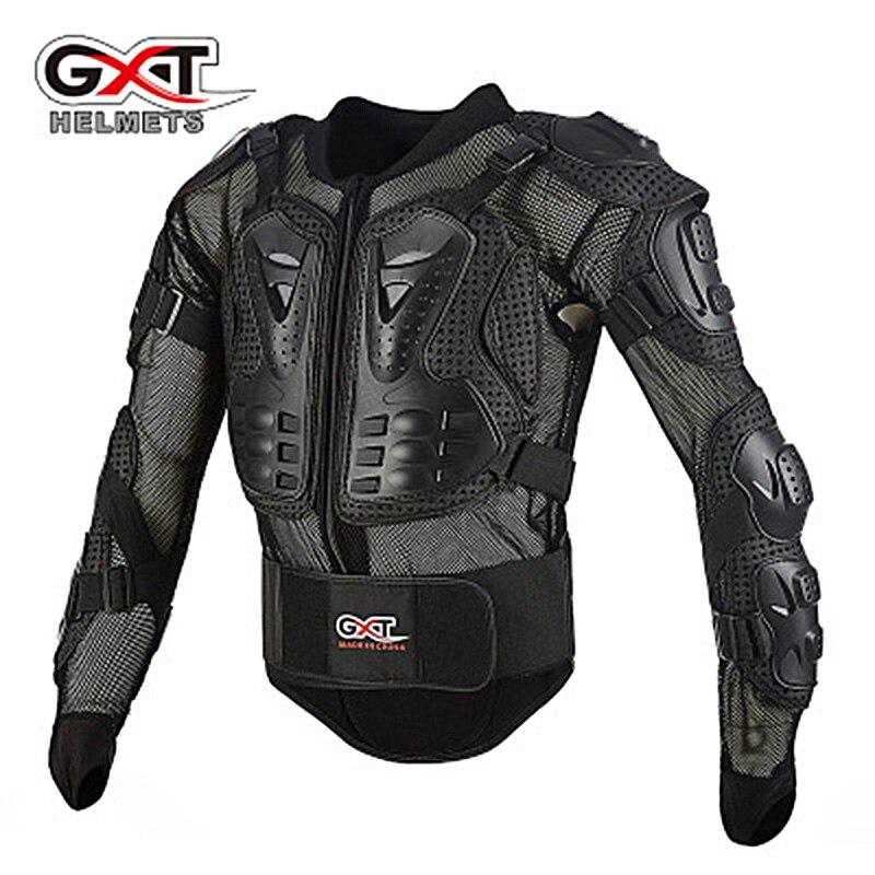 GXT Cross_country Moto équitation armures Moto chevalier course Protection Motocross équipement de sport armure équipée en coque PP