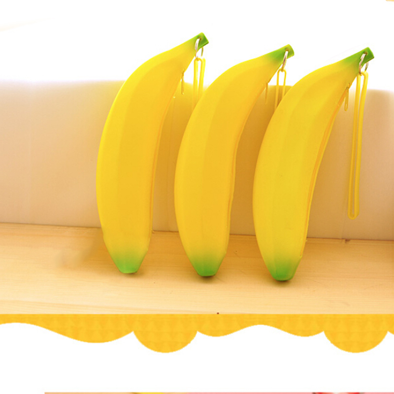 Aliexpress.com  Buy New Stationery Storage Bag dual Coin Purse Novelty Yellow Banana Silicone Pencil Case Key Wallet Promotional Gift Stationery from ...  sc 1 st  AliExpress.com & Aliexpress.com : Buy New Stationery Storage Bag dual Coin Purse ...