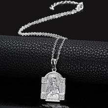ФОТО mcsays matrona moskovskaya pendant matron of moscow necklace religious jewelry catholicism/orthodox church virgin mary necklace