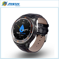 I2 Android 5.1 OS MTK6580 Quad Core Smart Watch Smartwatch С 3 Г Wi-Fi Bluetooth GPS Google Play Store PK D5 X5 Q1 K8 (черный)