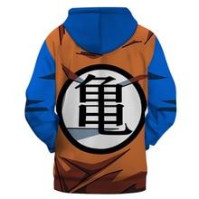 Dragon Ball Goku Attire Hoodie