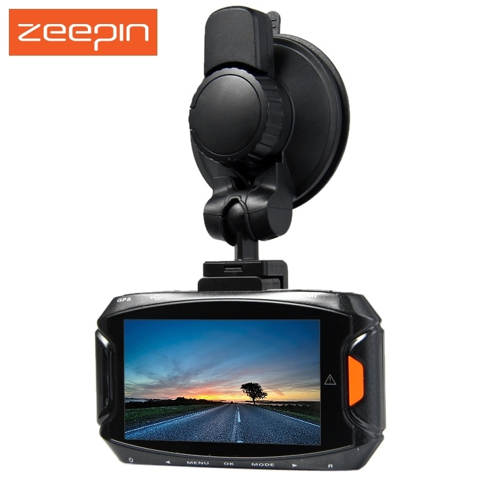 New G90-7S GS90C Ambarella A7 2.7 inch LCD 1296P Car DVR Video Recorder 170 Degree Wide Angle with GPS HDR WDR G-sensor ...