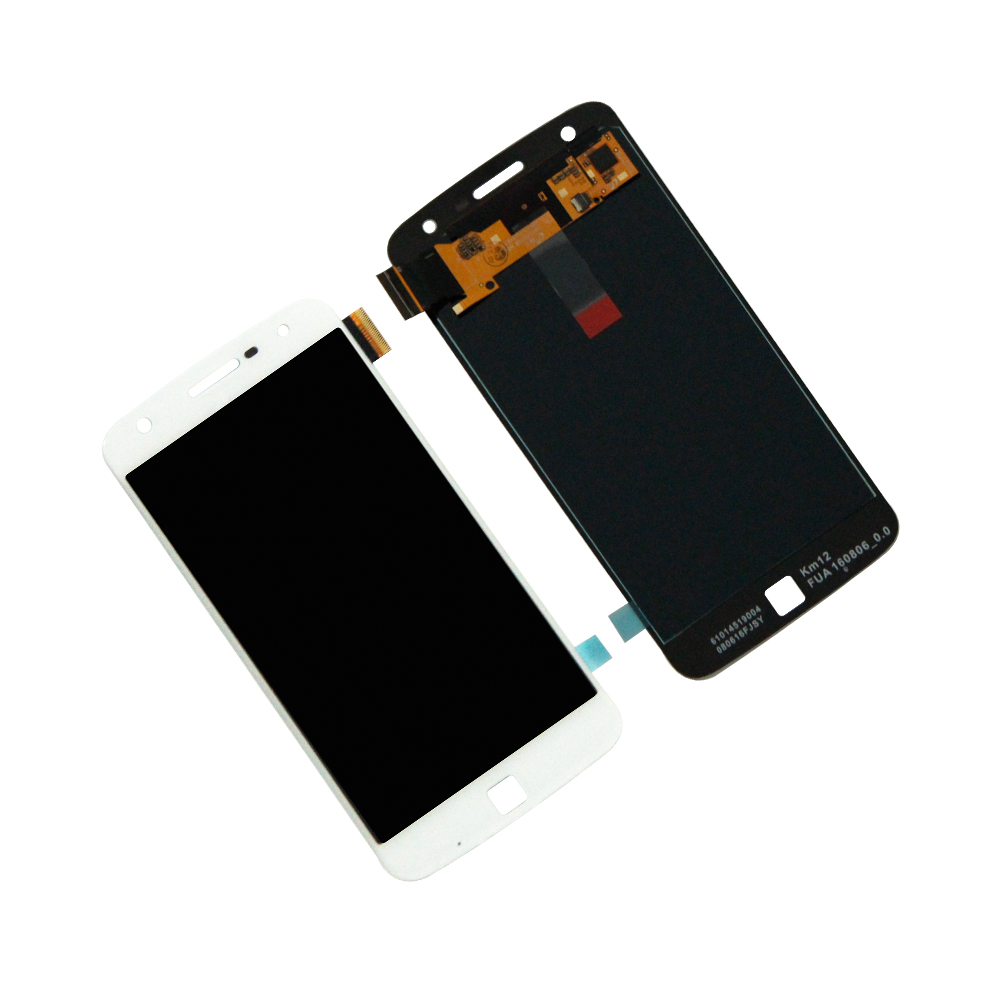 LCD Display For Motorola Moto Z Play Droid <font><b>XT1635</b></font> <font><b>XT1635</b></font>-01 <font><b>XT1635</b></font>-02 LCD Display Touch <font><b>Screen</b></font> Digitizer Assembly Repair Parts image