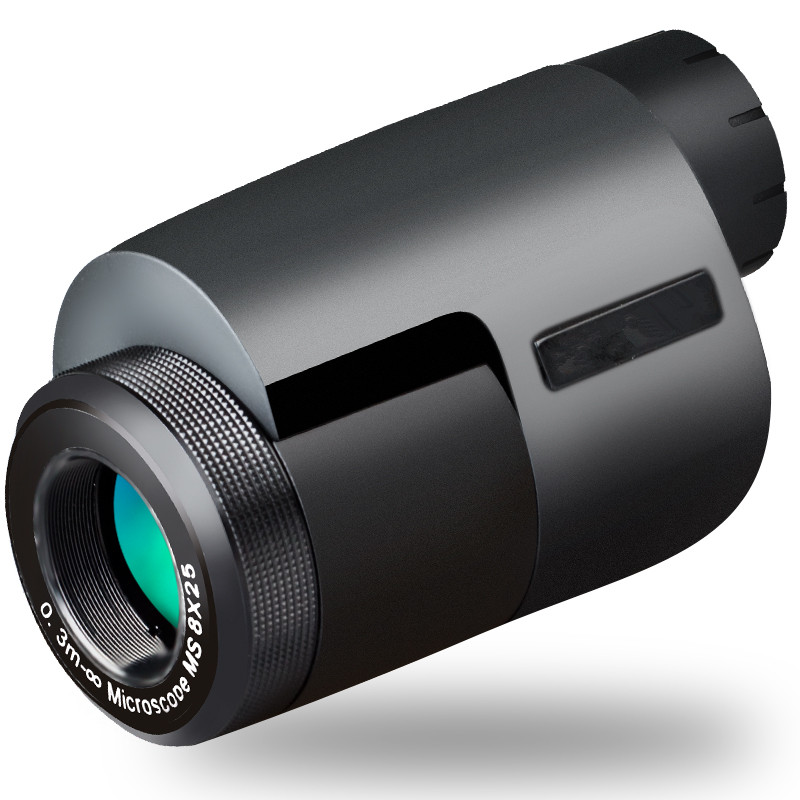 8x25 Hunting Powerful Binoculars Profissional Binoculares de Gran Alcance Binocolo Potente Monocular font b Telescope b