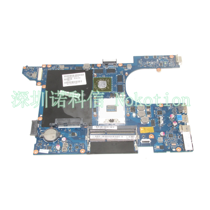 все цены на  NOKOTION QCL00 LA-8241P CN-0RDH49 0RDH49 For dell Vostro 3560 laptop mtoerhbarod HM76 HD7600M 1GB graphics  онлайн