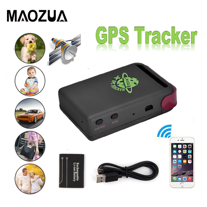 Mini TK102 Vehicle Real-time GSM GPRS Car GPS Tracker Car Vehicle Tracking Locator Device TK102B Real Time Location все цены