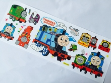 Thomas And Friends Classic Peel And Stick Wall Decals 21x56cm Wall Stickers  Decal Art Kid Room Party Decoration WallPaper Poster Part 47