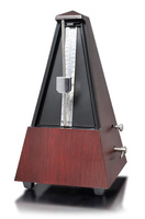 Mechanical Metronome Bell Ring Antique Vintage Style JOYO JM 66w