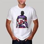 new arrived summer hot sale o-neck t-shirt Vince Carter shodow t shirt polyester casual tee shirt big size