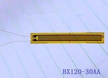 100 個ひずみゲージ BX120 30AA コンクリートひずみゲージカスタム箔ひずみゲージ 30 ミリメートル