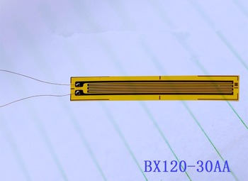10Strain Gauge BX120-30AA concrete Strain Gauge custom Foil Strain Gages 30mm  - buy with discount