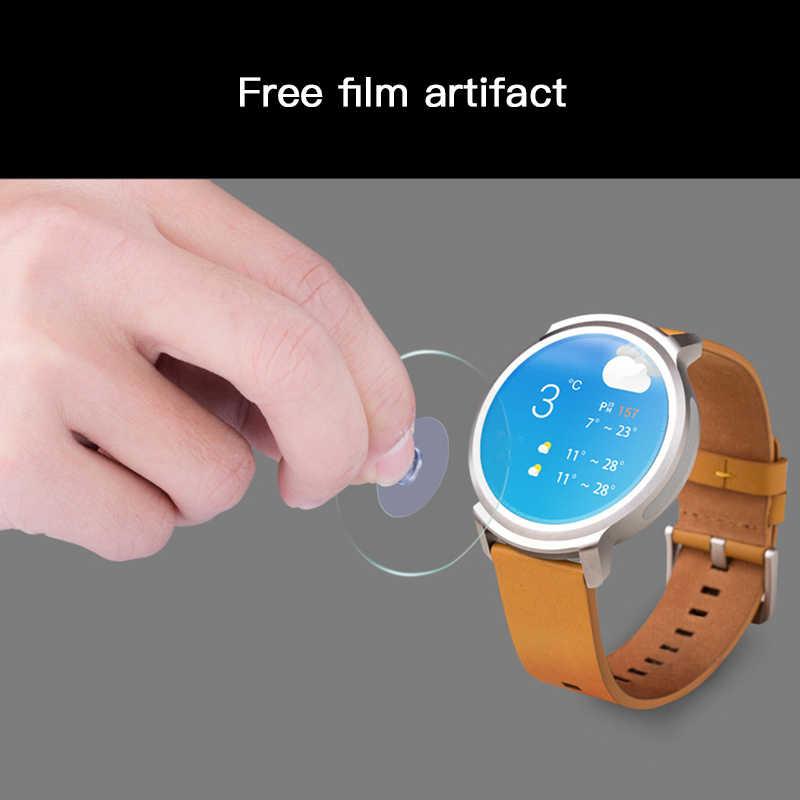 Szkło hartowane 9 H 2.5D dla Garmin Forerunner 35 220 225 230 235 620 630 735 935 645 Premium ekran protector smart watch Film