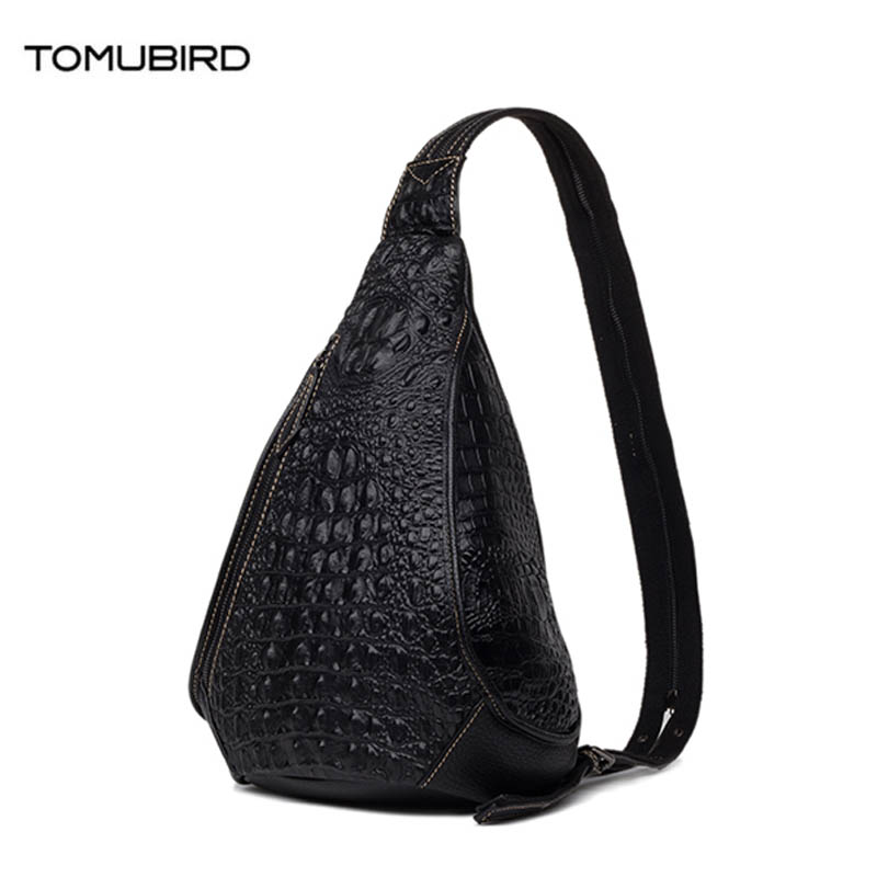TOMUBIRD fashion alligator grain superior leather designer bags famous brand women bags 2018 new women genuine leather bagkpack