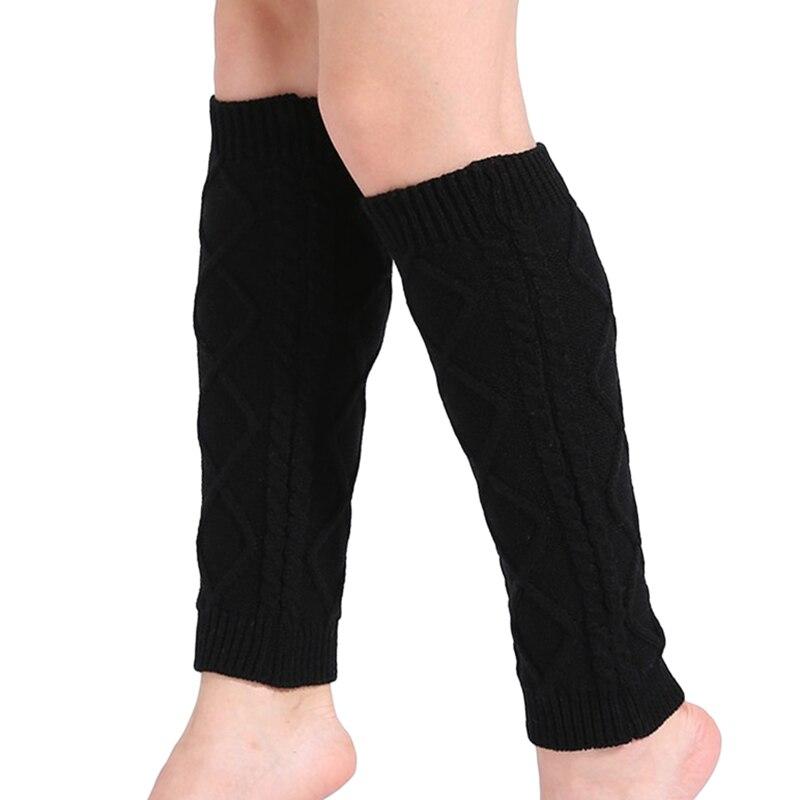 Women Leg Warmers Knitted Winter Warm Boot Socks Boot Cuffs Ladies Leg Warmer Beenwarmers Boot Topper Girls Legwarmers Women's Socks & Hosiery Underwear & Sleepwears
