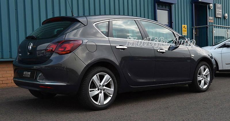 Для 2010- Vauxhall Opel Astra J Mokka, крышка для боковой ручки двери автомобиля, накладка, защитная наклейка, внешние аксессуары для стайлинга автомобилей