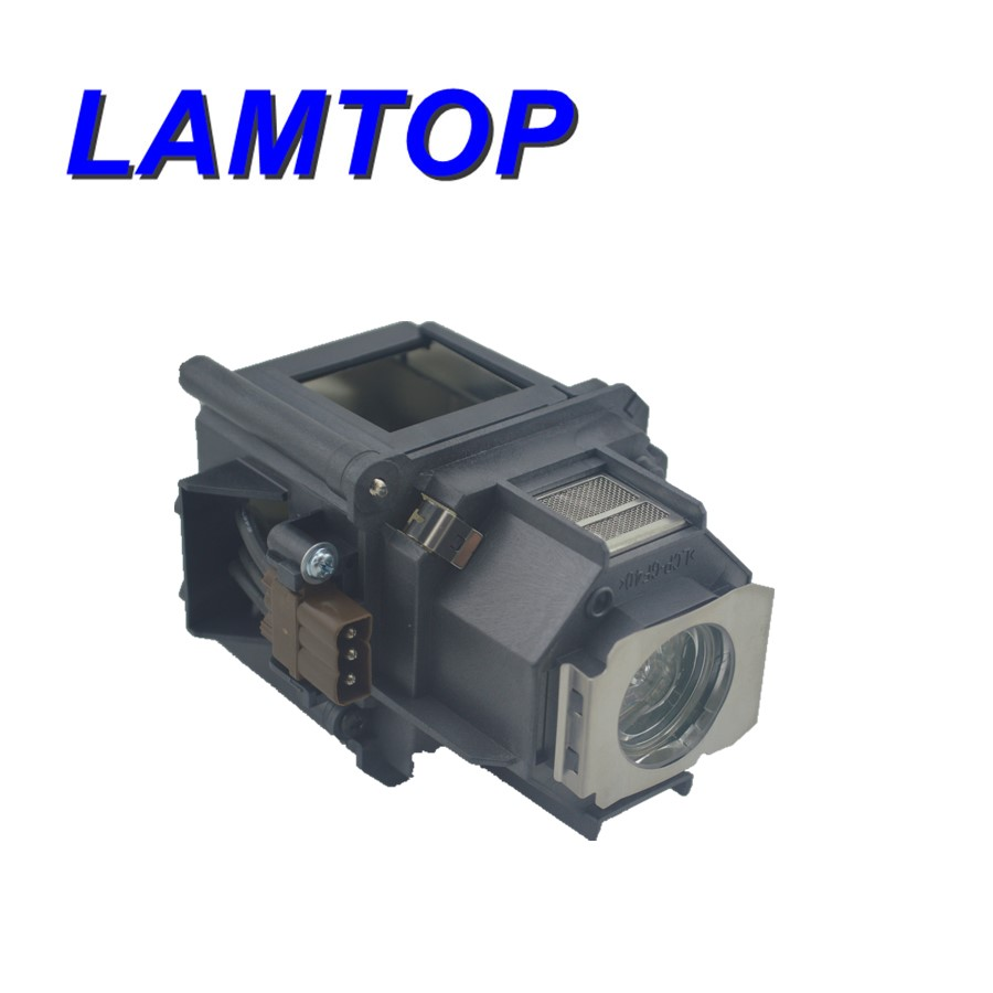 Compatible bulbs  with housing ELPLP46 fit for EB-G5200 EB-G5200W elplp46 v13h010l46 original lamp with housing for eb 500kg g5000 g5200 g5200w g5200wnl g5300 g5350 projectors