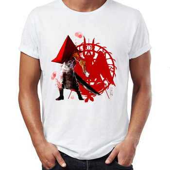 T-shirt Hommes l'effroyable Pyramid Head Silent Hill