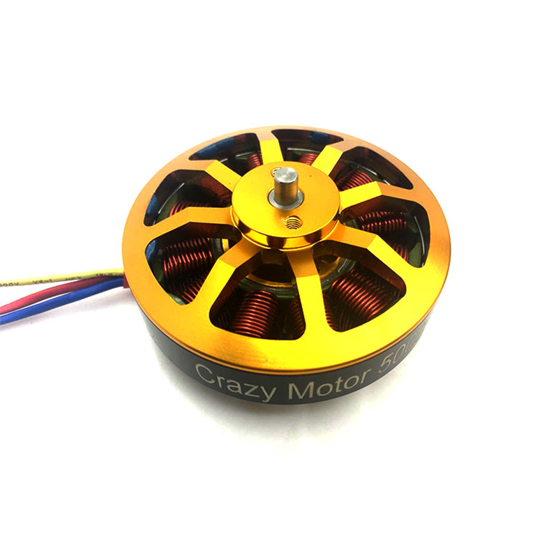 QX_MOTOR 5008 Brushless Motor KV335 KV400 for RC Aircraft Plane Multi-copter Brushless Outrunner Motor CW/CCW 4 pcs tiger motor t motor u power series u3 kv700 outrunner drone brushless motor for fpv uav aircraft multirotor copter rc plane
