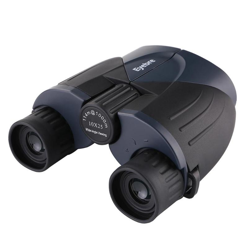 10X25 Mini Binoculars Telescope 114m-1000m Viewing Filed All Optical Lens Spotting Scope For Travel 10 Times Magnified  Islamabad