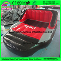 2016 inflatable flying fish banana boat inflatable flying shoe boat 3 Rider Towable Tube For Adults