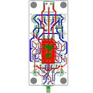 Image 5 - P7 SE 15V di Bordo Preamplificatore Amplificatore Per Cuffie Bordo Finito