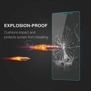 Image 5 - Закаленное стекло Nicotd для Xiaomi Mi MAX 3, защита экрана 9H 2.5D, Защитное стекло для телефона Xiaomi Mi MAX 2 1, пленка mimax
