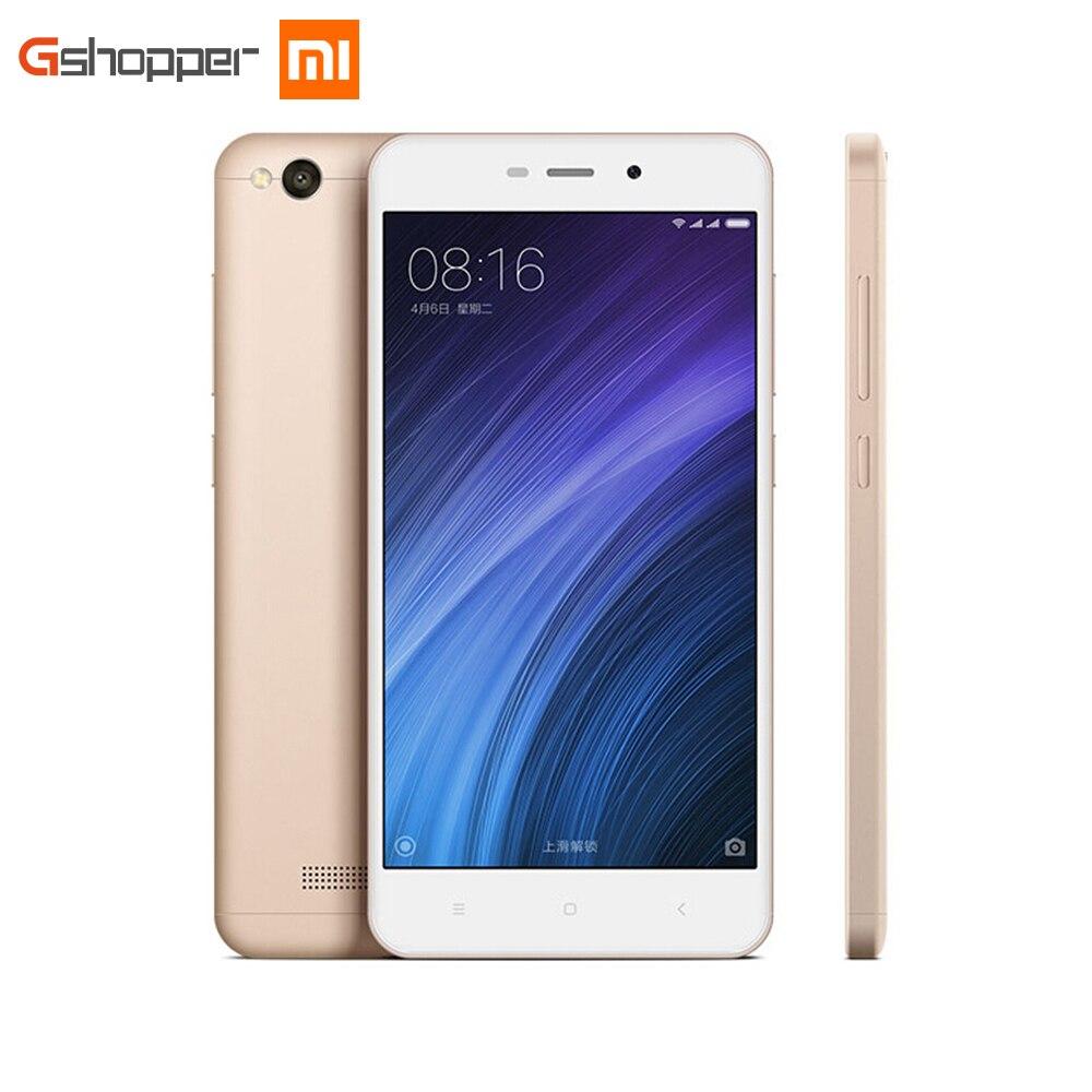 Original Xiaomi Redmi 4A 2GB 32GB Mobile Phone Quad Core Snapdragon 425 Cellphone 5 0 13