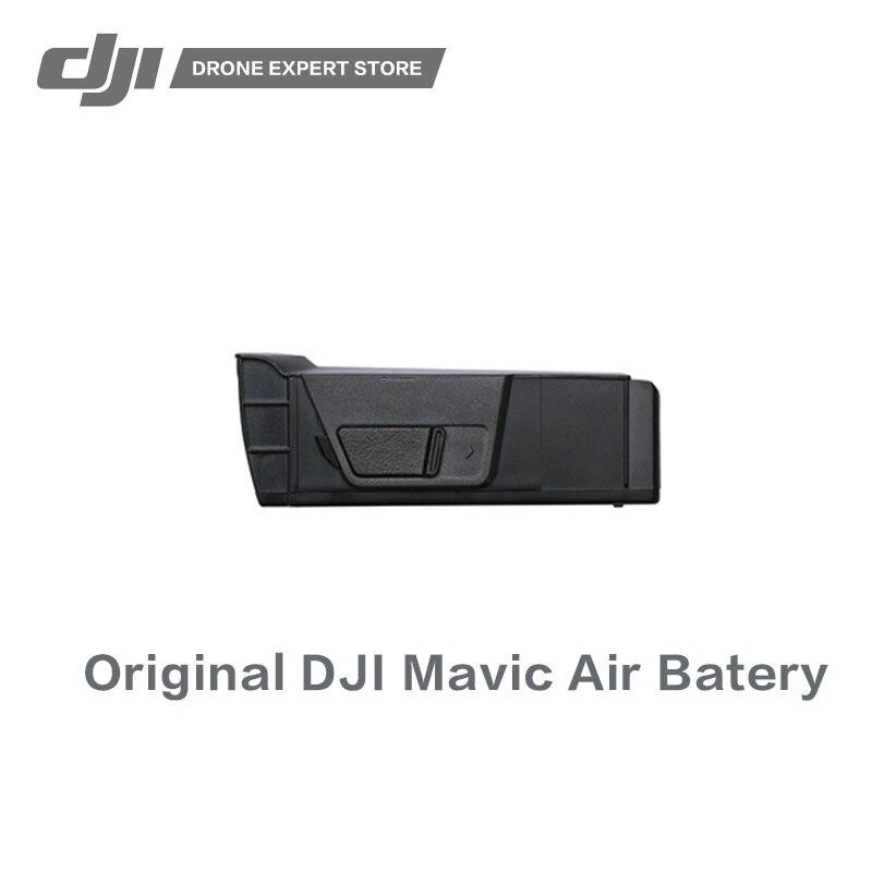Original Mavic Air Intelligent Flight Battery DJI Batteries 2375mAh Max. 21 Minutes Flying Time аксессуар для квадрокоптера dji mavic air intelligent flight battery part9