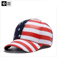2017 The Latest Men And Women All Right Baseball Cap Four Seasons Cap American Flag Hip