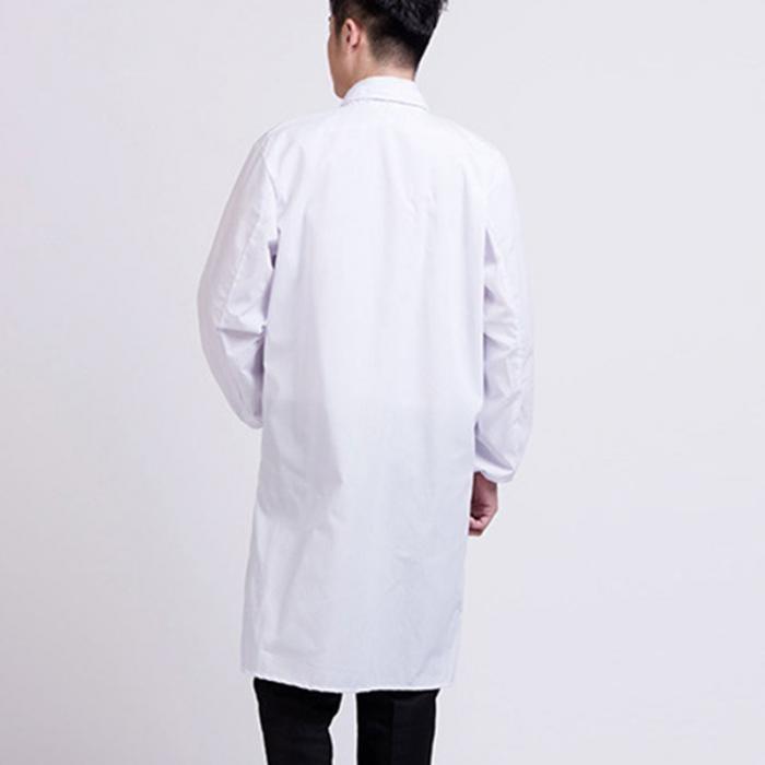 Weißen Kittel Arzt Krankenhaus Wissenschaftler Schule Kostüm für ...