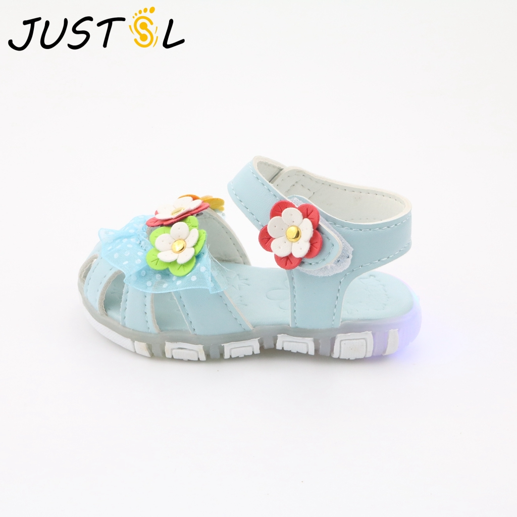 Unclejerry Children Glowing Sandals Girls,boys Usb Rechargeable Shoes Comfortable Soft Outside Sandals Kids Summer Beach Shoes In Pain Children's Shoes Mother & Kids