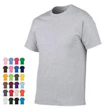 2019 summer New High quality men T shirt casual short sleeve